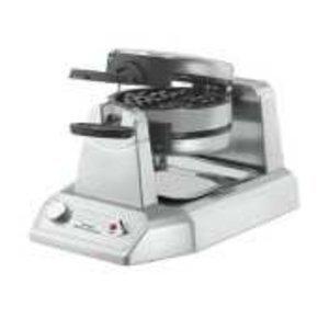 Waring Double Belgian Waffle Iron / Maker 120V WW200