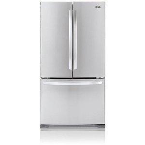 LG 21 cu. ft. French Door Bottom-Freezer Refrigerator LFC21776ST