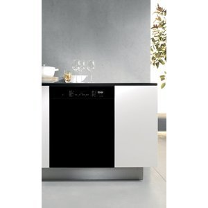 Miele Futura Crystal Series BL Full Console Dishwasher