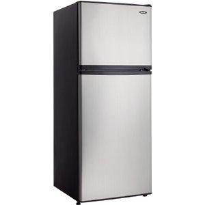 Danby 10.0 cu. ft. Freestanding Top-Freezer Refrigerator DFF282SLDB