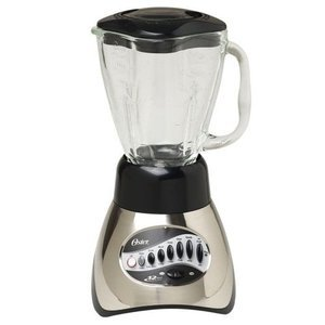 Oster 6-Cup Glass Jar 12-Speed Blender