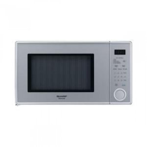 Sharp 1.1 cu. ft. Carousel Countertop Microwave in R309YV