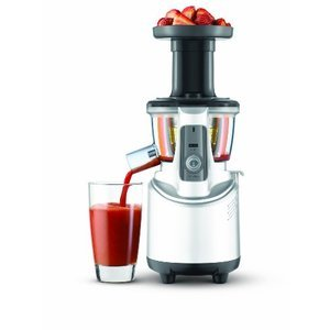Breville Fountain Crush Masticating Slow Juicer
