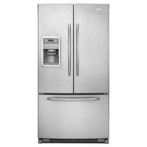 Maytag cu. ft. French Door Bottom-Freezer Refrigerator
