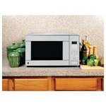 GE 1.1 cu. ft. Countertop Microwave Oven 1,100 Watts