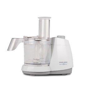 Black & Decker Quick'n Easy 450-Watt 8-Cup Food Processor
