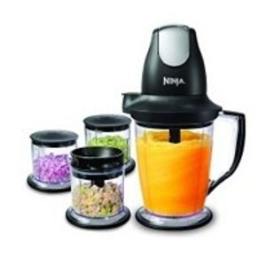 Ninja Master Prep Food And Drink Maker With 3 Extra Bowls