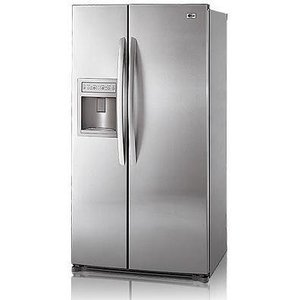 LG 26.5 cu. ft. Side by Side Refrigerator