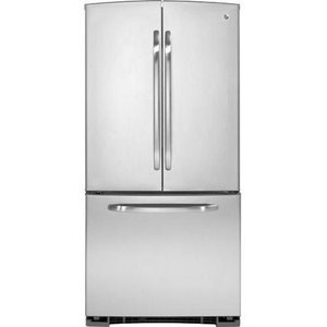 GE French-Door Bottom-Freezer Refrigerator