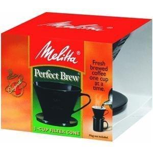 Melitta Ready Set Joe Single Cup Coffee Brewer 640007