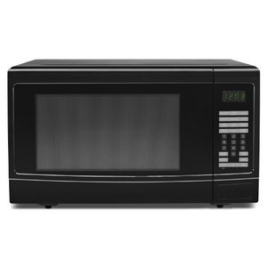 Amana 1.6 cu. ft. Countertop Microwave Oven, , Black