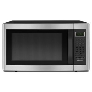 Amana 1.6 cu. ft. Countertop Microwave Oven, , Stainless