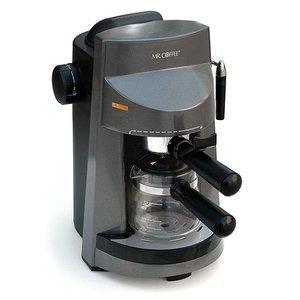 MR. COFFEE? Steam Espresso/Cappuccino Maker - Grey