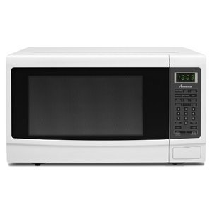 Amana 1.6 cu. ft. Countertop Microwave Oven, , White