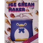 pint Ice Cream Maker PENGUIN Design