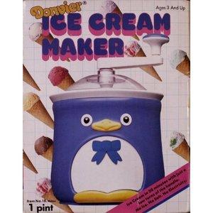 pint Ice Cream Maker PENGUIN Design