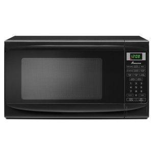 Amana 0.7 cu. ft. Countertop Microwave, , Black