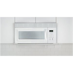 Frigidaire 1.5 Cu. Ft. Over-The-Range Microwave Oven - White