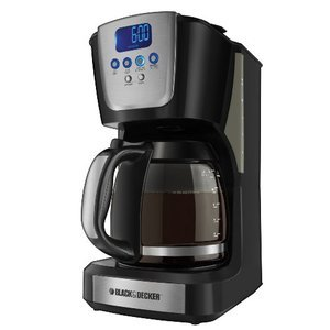 Black & Decker 12-Cup Programmable Coffeemaker