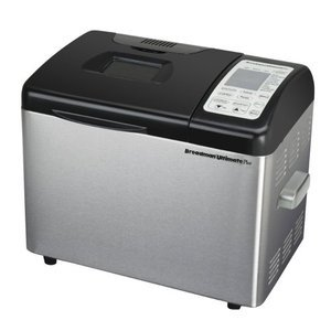 Breadman Ultimate Plus 2-Pound Stainless-Steel Convection Breadmaker