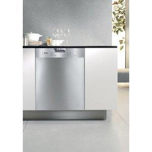 Miele 24 In. Black Dishwasher - G4205BL