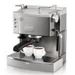 DeLonghi 15-Bar-Pump Espresso Maker, Stainless