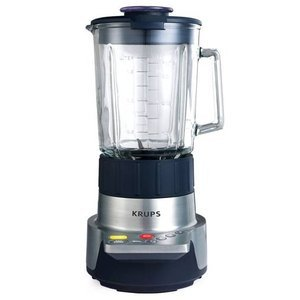 KRUPS 5-Speed Blender, 60 oz Glass Jar