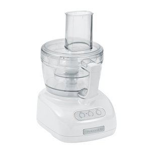KitchenAid 9-Cup Food Processor, White