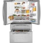 GE Profile French-Door Bottom-Freezer Refrigerator