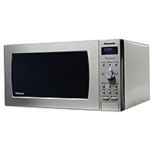 Panasonic 1.6 cu. ft. 1250 Watt Microwave