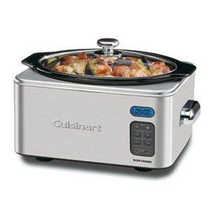 Cuisinart PSC650C 6.5-quart Programmable Slow Cooker PSC-650C