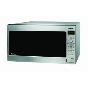 Panasonic 1.6 Cubic Feet 1250-Watt Inverter Microwave NN-SD762S