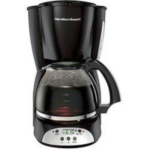 Hamilton Beach Programable Disc 12 Cup Coffee Maker