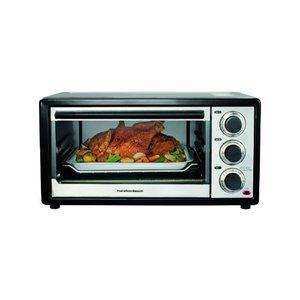 Hamilton Beach Convection 6-Slice/Broiler Toaster Oven