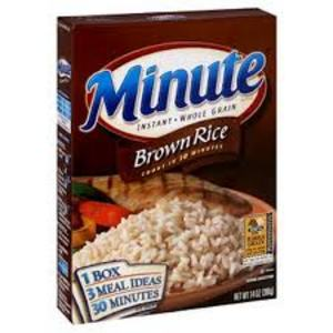Minute Ready to Serve Brown Rice