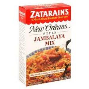 Zatarain's New Orleans Style Jambalaya Mix