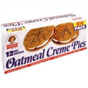 Little Debbie - Oatmeal Cream Pies