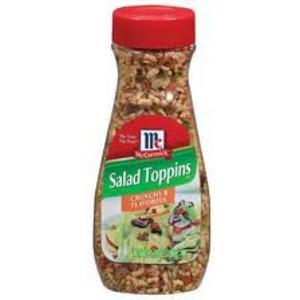 McCormick Salad Toppins