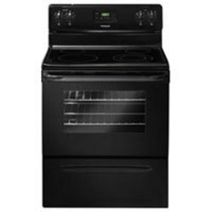 Frigidaire Freestanding Electric Range - Black