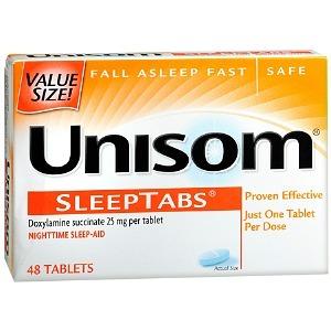 Unisom SleepTabs Nighttime Sleep-Aid