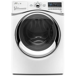 Whirlpool Duet 27 Front-Load Washer 5.0 cu. ft. Capacity