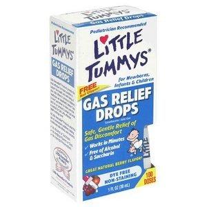 Little Tummy's Gas Relief Drops