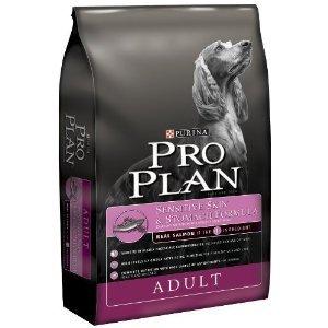 Purina Pro Plan Sensitive Skin & Stomach Formula Dry Dog Food