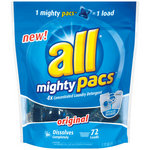 All Mighty Pacs Concentrated Laundry Detergent