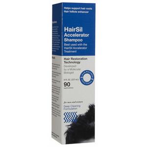 HairSil Accelerator Hair Restoration Shampoo