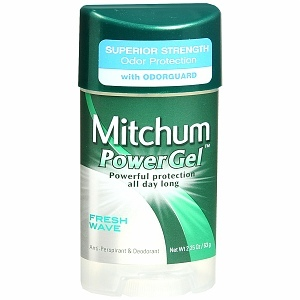 Mitchum Power Gel Fresh Wave Deodorant