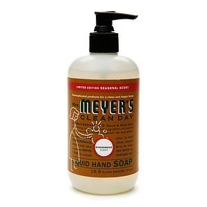 Mrs. Meyer's Gingerbread Liquid Hand Soap