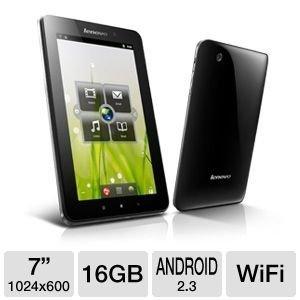 Lenovo Ideapad A1 7-Inch Tablet