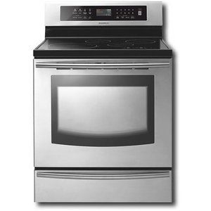Samsung : 30 Freestanding Induction Range, 4 Cooktop Elements, Convection, Self Clean FTQ307NWGX