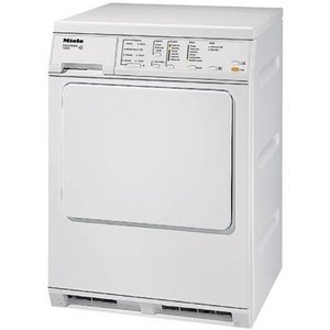 Miele 24 Vented, Large Capacity Touchtronic Electric Dryer - White T8003